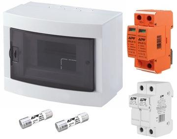 PV SwitchGear Fotovoltaická poistka 1000V DC