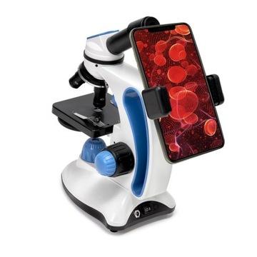 Armopatics Biomax 450 mikroskop + adaptér + mega sada