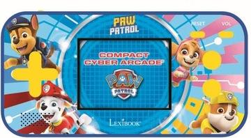 Ručná konzola Paw Patrol pre deti 150 hier