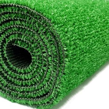 Umelá tráva na balkónovej terase 4m Wimbledon 5mm