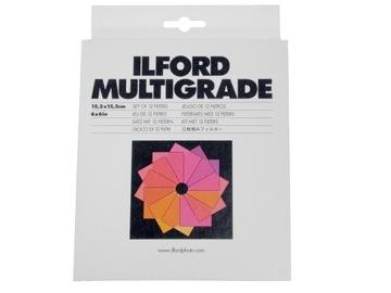 12 Ilford Multigrade 15,21,21,2mm Filtre