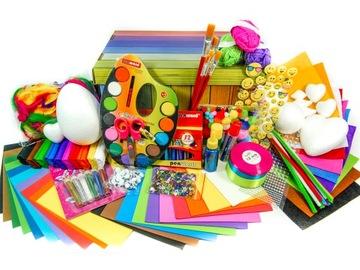 Kreatívna plastová set 2000 Ele dieťaťa