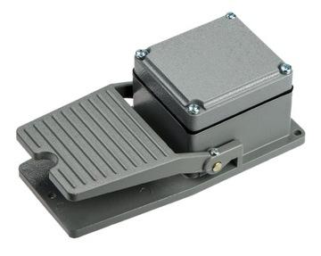 Tlačidlo Switch Noth Kovové 15A P1BO pedál
