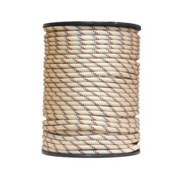 Statické lano speleo 10 mm, pre metre