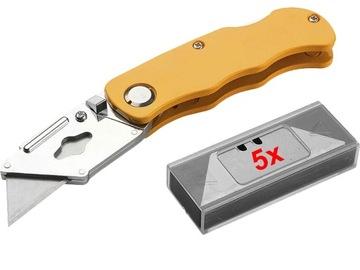 Nôž na izolačné káble lichobežníkový PÁSKA + NOŽE