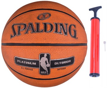 Spalding NBA Platinum Basketball Ball Streetball