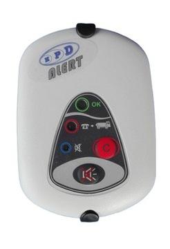 Signalizačné zariadenie - BIELY senzor plnenia septiku