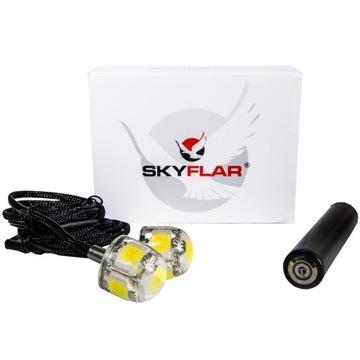 Dvojitá LED Skyflar St-202 Flash