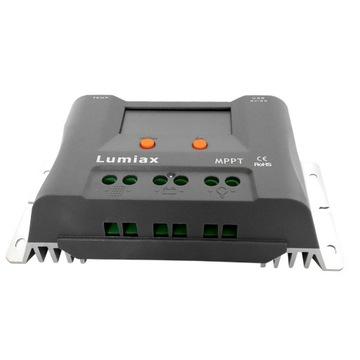 MPPT LUMIAX 12V 10A Nabíjací regulátor
