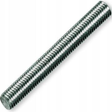 Závitový tyč pin M16 X 1000mm Cena 1 ks