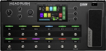 Guitarový procesor HeadRush pedagón
