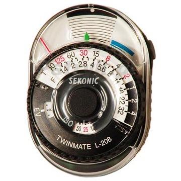 SeKonic L-208 TwinMate Fiberometer