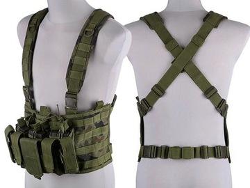 GFC taktická vesta Scout hrudník WZ.93