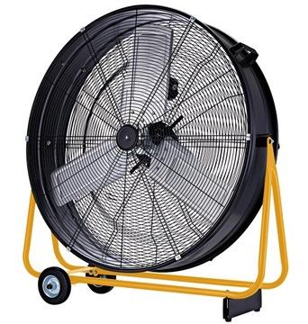 Priemyselná podlaha ventilátor cirkulátor EBF 36