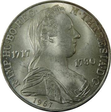 25 Schilling 1967 - Maria Teresa - (1-) -Austria14