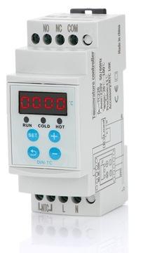 Regulátor teploty Termostat -20 100 C 230V AC