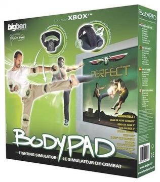 BigBen Body Controller Pad Xbox Motion Sensors