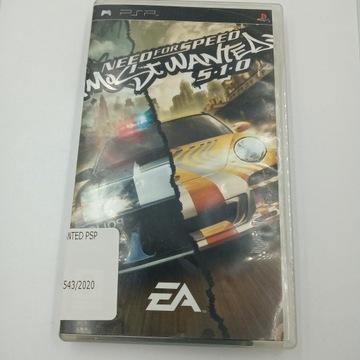 Hra PSP potreba pre rýchlosť najviac chcel