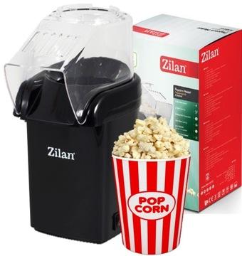 Domáci stroj pre popcorn bez tuku