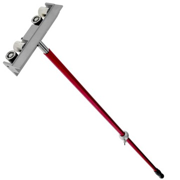 Lisovací valec pre vnútorné rohy s paličkou 130 cm