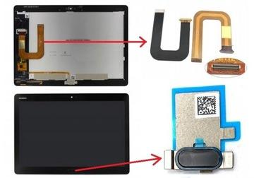 Org! LCD obrazovka Dotknite sa Huawei MEDIAPAD M3 LITE 10