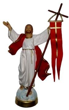 Kristus vzkriesený Figúrsky Ježiš Veľká noc