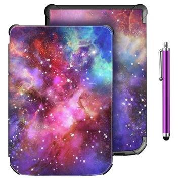 Grafické puzdro pre PocketBook Touch Lux 5 PB 628