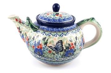 Kanvica 1.8L Unikátna keramika Bolesławiec darček