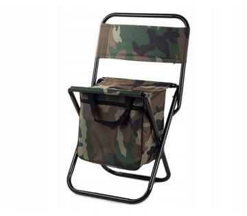 Rybárska stolička Turistická taška