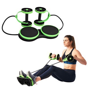 Twister Rotary Double Disk + Fitness Links