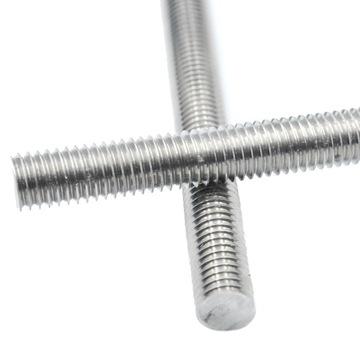 M8 Závitová tyč nerezový kolík 50cm tyče