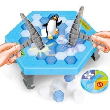 Arcade hra Uložiť tučniaky Trap Ice