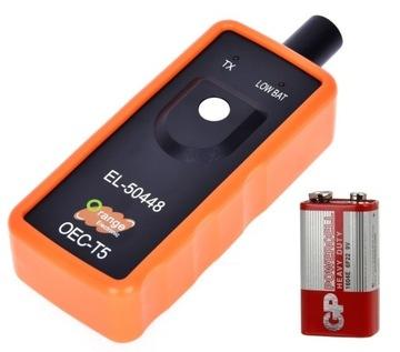 TPMS EL50448 OPEL + aktivátor snímača batérie