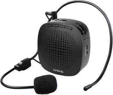 Prenosný zvukový systém MONO AU-C03 s mikrofónom