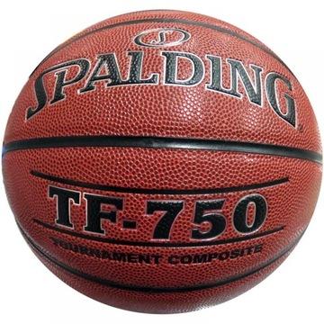 Basketbalový loptu Spalding TF-750 Vnútorné / Outdoor
