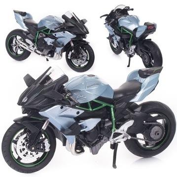 Ľahký zvukový pohon kovového motocykla RACER