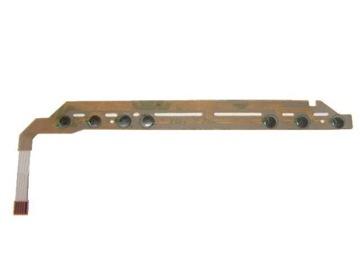 Tlačidlá funkcie pásky PSP 1000 s panelom