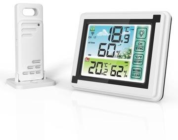 Bezdrôtová meteorologická stanica Higerometer