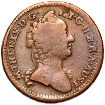 + Rakúsko - Maria Teresa - 1 Krokar 1760 H
