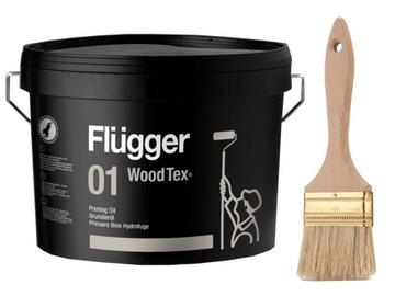Základný náter na drevo Flugger Wood Tex 3 L