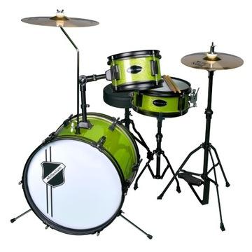 Millenium Youngster Bubon Set Green Drums Deti