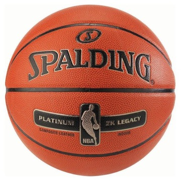 Basketball Ball Spalding Platinum Zk Legacy