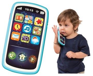 Interaktívny telefón Smily SMARTPHONE pre deti