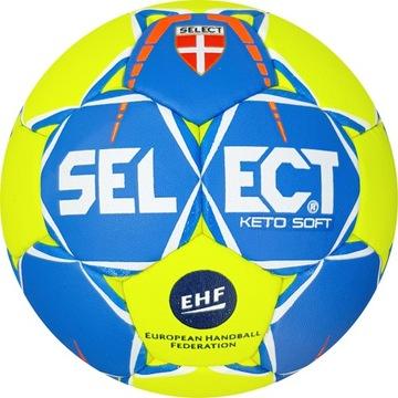 Vyberte Handball Training Keto Soft R.1 EHF