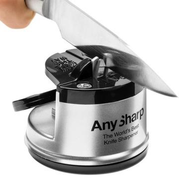 AnySharp Classic Sharpener Whetstone Sharpener for Knives