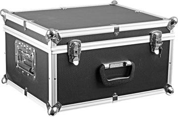 Dopravné hliníkové puzdro - 520x400x290mm
