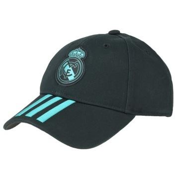 G511 Adidas Real Madrid 3 Stripe Cap 58