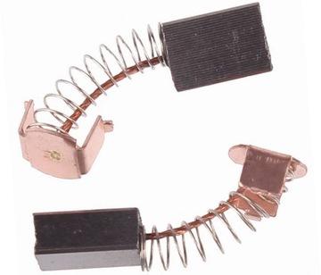 Uhlíkové kefy 5x8x11 mm pre zručnosti robi, einhell