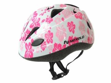Cyklistická helma pre detský bicykel 48-52 bezpečný