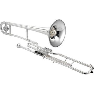 Piestový trombón v Ch-Jupiter JTB 720 vs